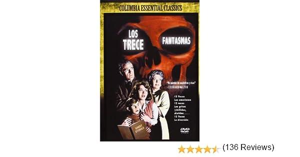 Los Trece Fantasmas [DVD]: Amazon.es: Varios: Cine y Series TV