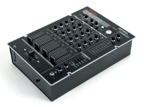 Vestax PMC-280 4-Channel DJ Mixer with Effects (Black)