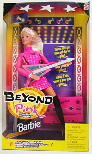 Barbie Beyond Pink Doll & Song! - Make Barbie Dance & Play Guitar (1998)