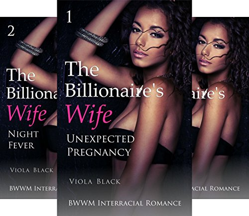 Books : The Billionaire's Wife (3 Book Series)