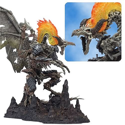 Mcfarlane Dragons Series 6 Fossil Dragon Clan Boxed Set