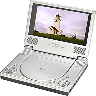 Audiovox D1708 7-Inch Portable DVD Player from Audiovox