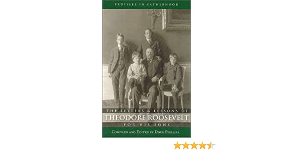 teddy roosevelt letters
