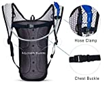 Hydration Backpack Pack of 2 with 2L Water Bladder