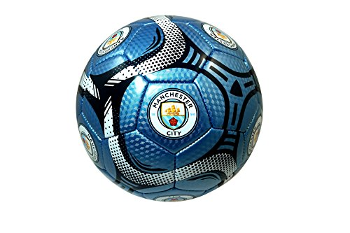 Manchester City Authentic Official Licensed Soccer Ball Size 5 -01