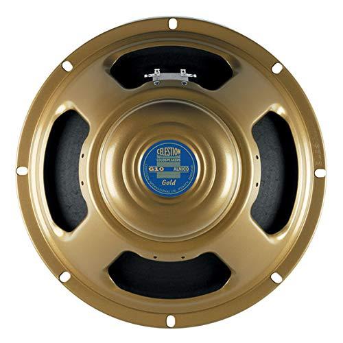 - Celestion G10 Gold 40W, 10