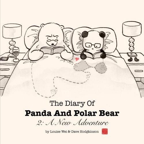 The Diary Of Panda And Polar Bear 2: A New Adventure (Volume 2)