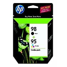 HP 95/98 Ink Cartridge in Retail Packaging- Combo Pack