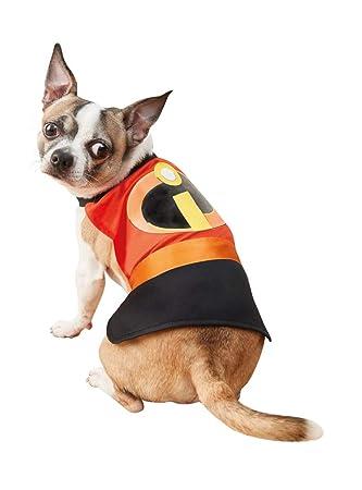 check-out Regno Unito buono sconto Costume carnevale Gli Incredibili per cane vestito con velcro ...