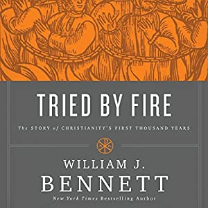 Tried by Fire Audiobook