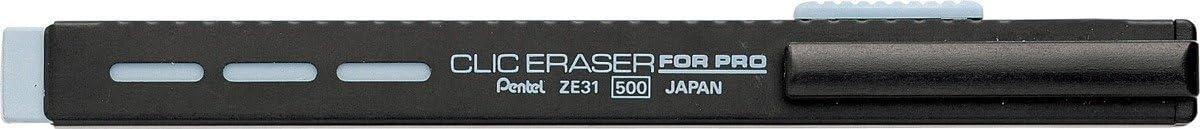 Pentel click eraser (for pro) ZE31-A (japan import)