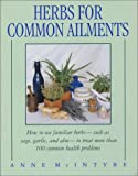 Herbs for Common Ailments, Anne McIntyre, 0743254112
