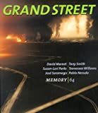 Grand Street, Tony Smith, Tennessee Williams, Pablo Neruda, 1885490151