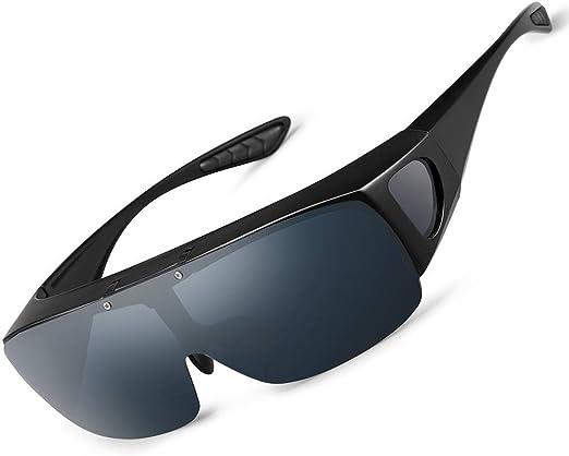 New Fashion Men Polarized UV 400 Clip-on Flip-up Driving Glasses Sunglasses BR