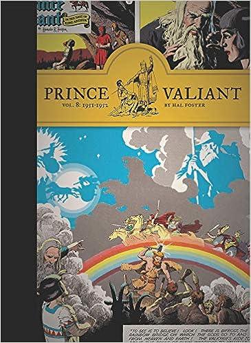 Prince Valiant Vol 10 1955-1956