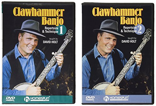 David Holt Banjo (Clawhammer Banjo: Repertoire and Technique)