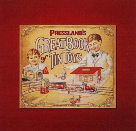 Other Tin Toys - Pressland's Great Book of Tin Toys