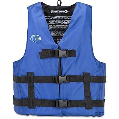 MTI Adventurewear Livery Sport PFD Life Jacket by Mti
