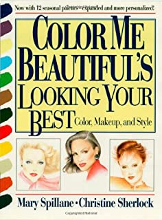 color me beautifuls looking your best color makeup and style - Color Me Beautiful Book