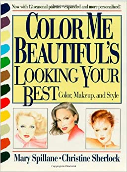 Colour me beautiful book carole jackson