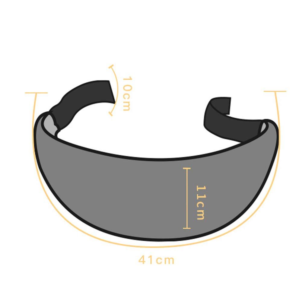 Gris Free Size Alicer Masque de Sommeil Bluetooth Bluetooth sans Fil Casque de Voyage Casque Bluetooth 5.0 avec Haut-parleurs int/égr/és Lavable