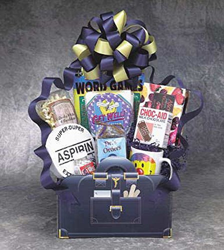 Doctors Orders Get Well Gift Box - Medium Doctors Orders Gift Box
