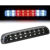 For Ford Super Duty/Ranger/Mazda B-Series High Mount Dual Row LED 3rd Brake/Cargo Light (Smoke Lens)