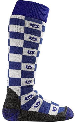 Burton Boy's Emblem Snow Socks Bandana Size M/L US 2-4 ()
