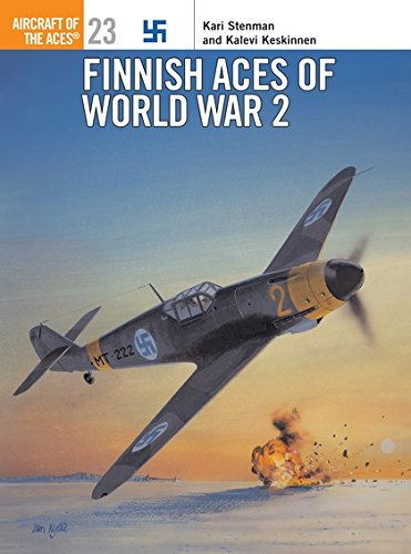 Finnish Aces of World War 2 (Osprey Aircraft of the Aces No (Finnish Air)