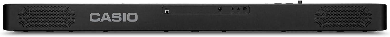 Casio CDP-S100 BK - Piano electrónico (88 teclas compactas, piano Comapct con altavoz, USB y MIDI, incluye banco de piano, base, auriculares y piano con CD y DVD), color negro: Amazon.es: Instrumentos