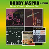 Three Classic Albums Plus (Bobby Jaspar All Stars / Tenor & Flute / Interplay for 2 Trumpets & 2 Tenors) [Remastered]