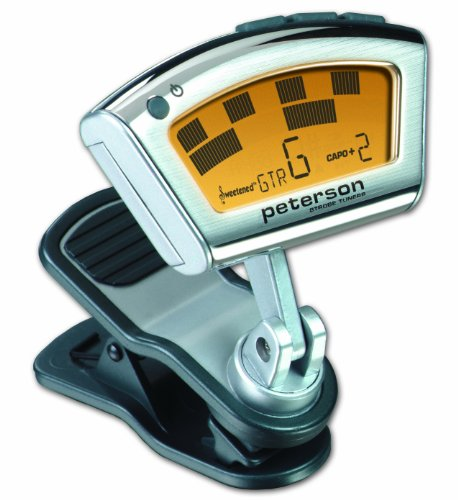 Peterson StroboClip Clip On Strobe Tuner product image