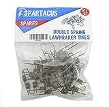 27 x Spartacus Replacement Lawn Raker Scarifier Tines Tynes For Titan TTB428GDO