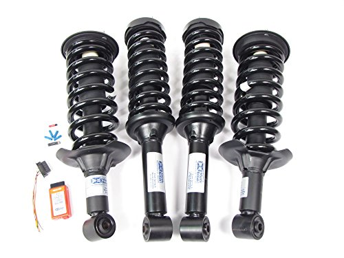 Atlantic British Heavy Load Land Rover Air Suspension to Coil Spring Conversion Kit for LR3 and Range Rover Sport