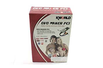 KWorld L883D PCI Card DVD Driver