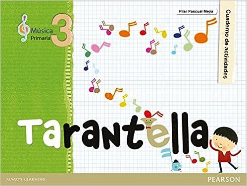 Tarantella 3 pack cuaderno actividades - 9788420559711 ...