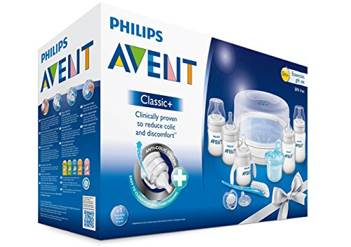 Philips AVENT Classic Plus Essentials Gift Set by Philips AVENT (Image #1)