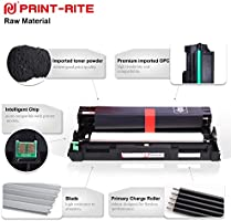PRINT-RITE DR2300 Cartucho de tóner Compatible para Brother HL ...