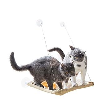 Cama cálida y acogedora para mascotas, gatos y perros, resistente y duradera, hamaca
