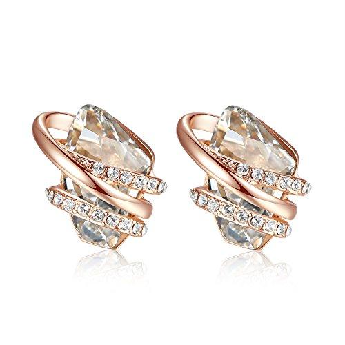 leafael-rose-gold-plated-white-swarovski-elements-crystal-earrings