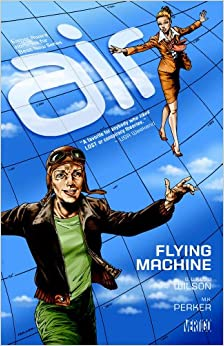Book Air Vol. 2: Flying Machine