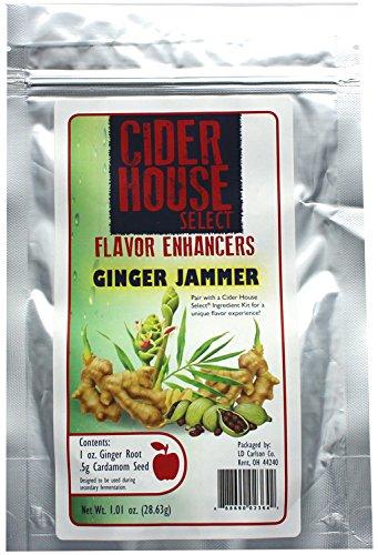 LD Carlson Cider House Select Flavor Enhancers Ginger Jammer