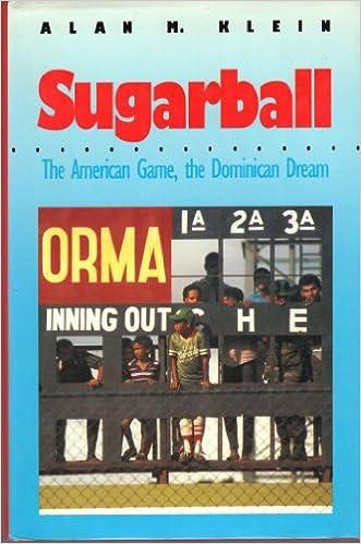 the Dominican Dream Sugarball The American Game