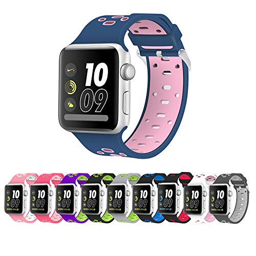 9ca12bcacc9 Tocosy Band for Apple Watch Band 38mm 42mm