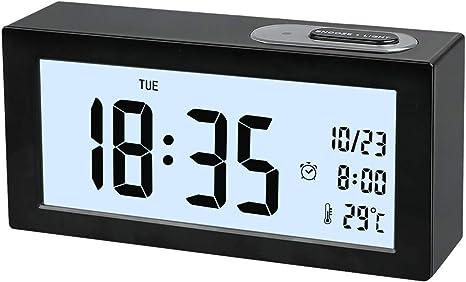 Jjcall alarm clock instructions