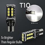 2008 dodge avenger 3 brake light - T10 921 912 LED Reverse Back Up 3RD Brake High Mount Stop Light Bulbs 6000K White 60W High Power 3535 Chip