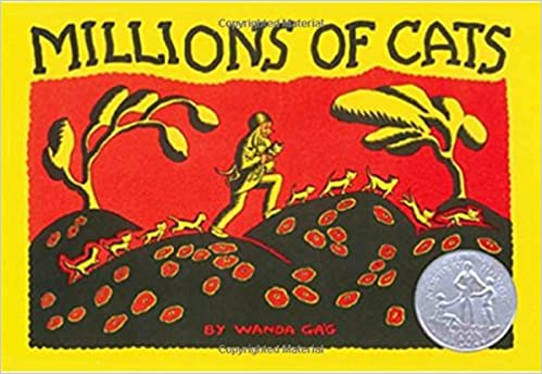 amazon millions of cats gift edition picture puffin books