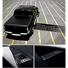 "Heavy Duty Snap-On Tonneau Cover 97-04 DODGE DAKOTA REGULAR/CLUB CAB TRUCK 6.5 ft 78"" BED"