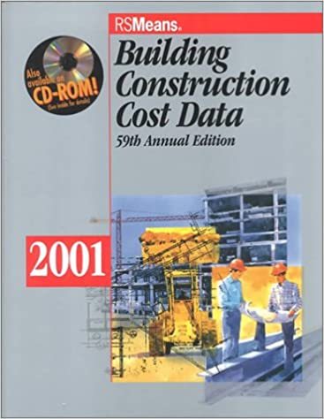 Building Construction Cost Data 2001 (MEANS BUILDING CONSTRUCTION COST DATA)