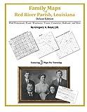 Family Maps of Red River Parish, Louisiana